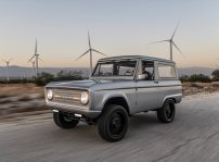 Ford Bronco Electrico 12
