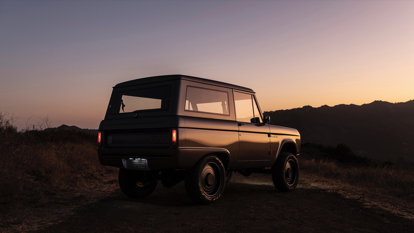Ford Bronco Electrico 17