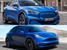Ford Mustang Mach-E vs Tesla Model Y: ¿Cuál es mejor?