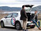El Peugeot e-208, ahora disponible por 0,31 euros el minuto gracias a Emov