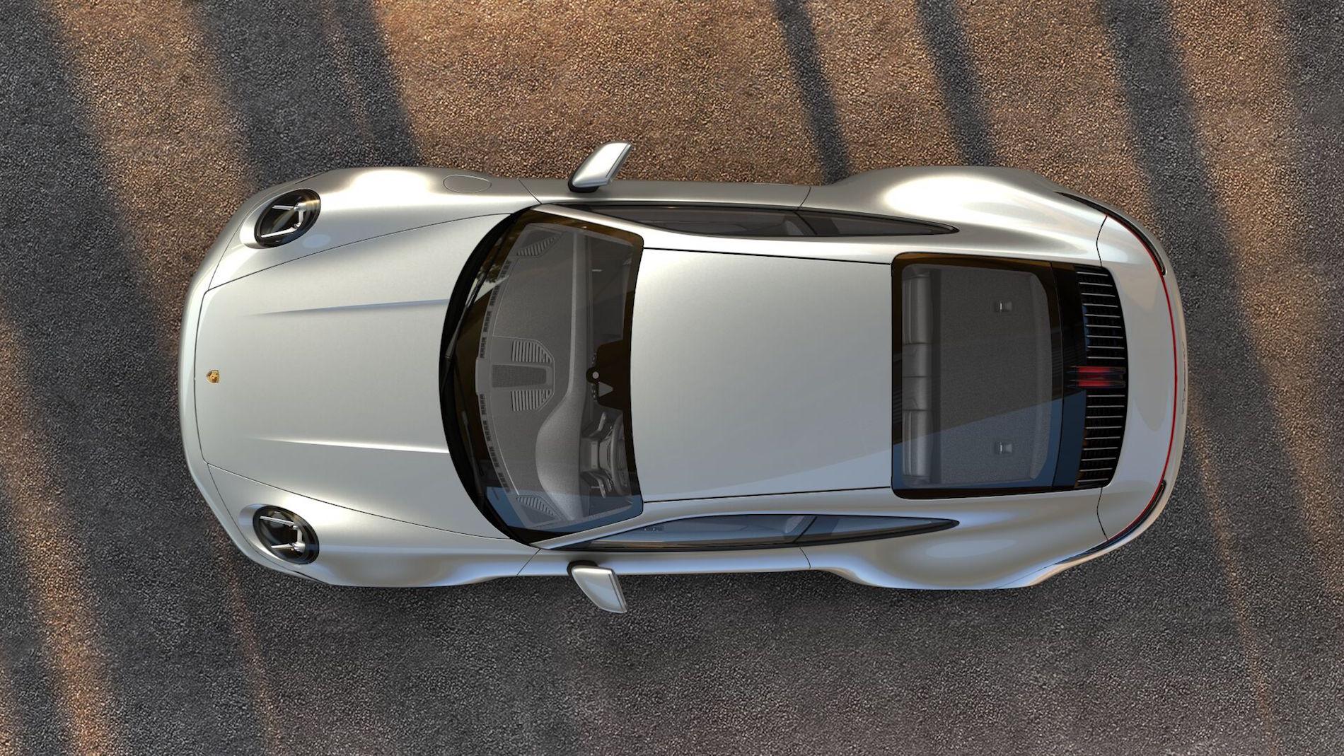 Porsche 911 Top