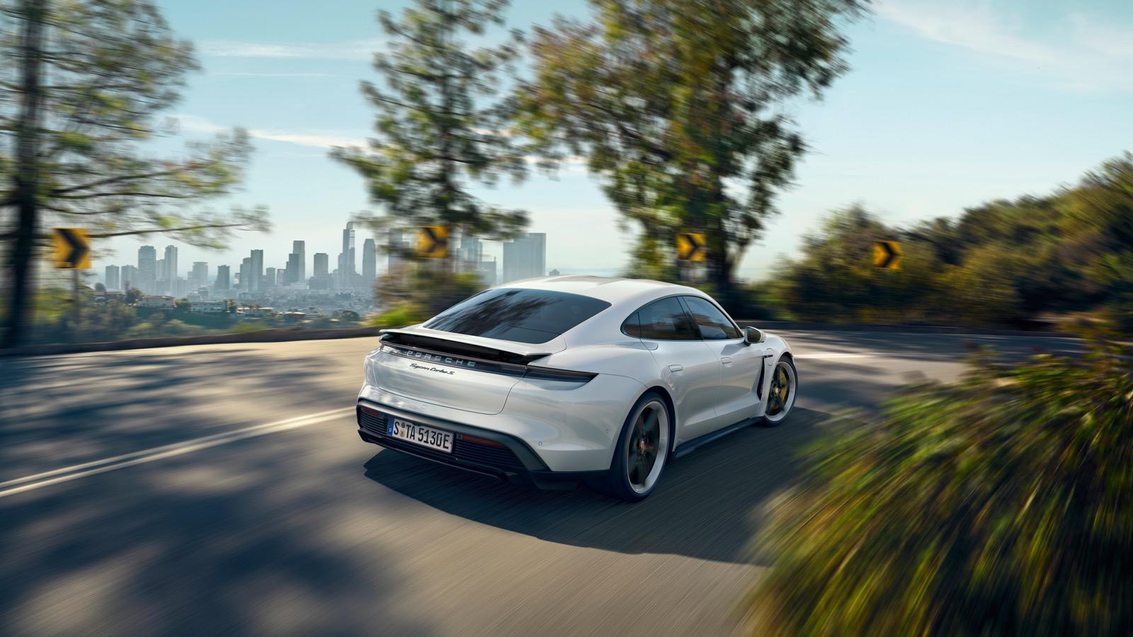 Porsche Taycan 19