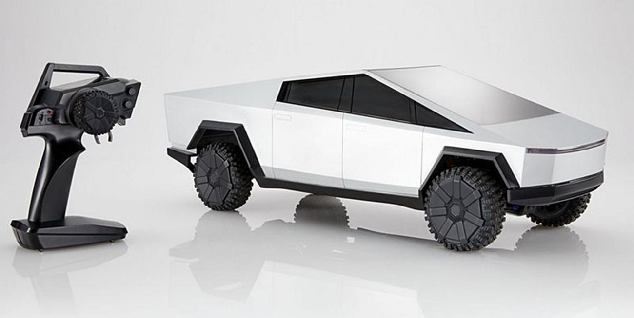 Tesla Cybertruck Rc