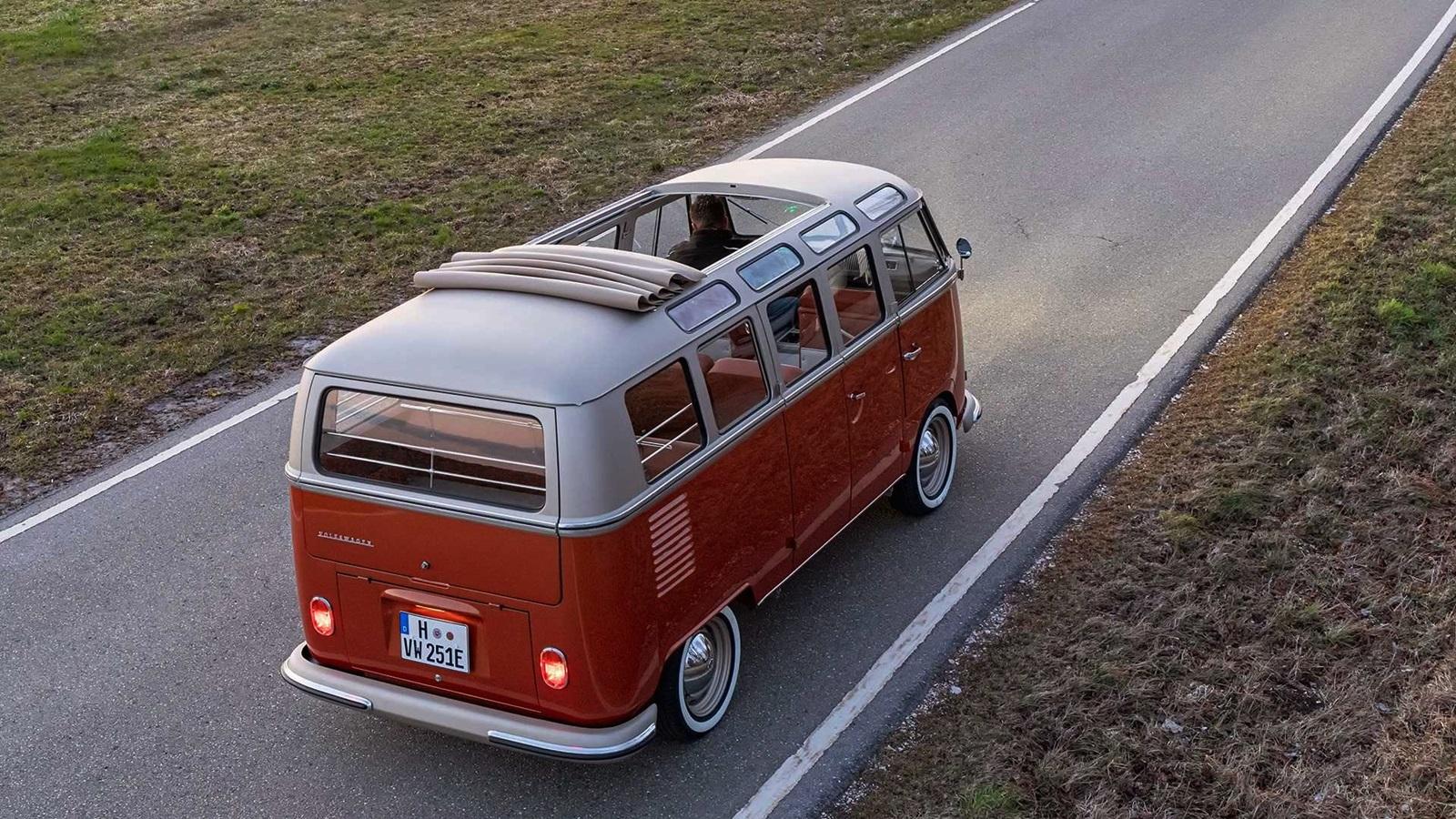 Volkswagen E Bulli (4)