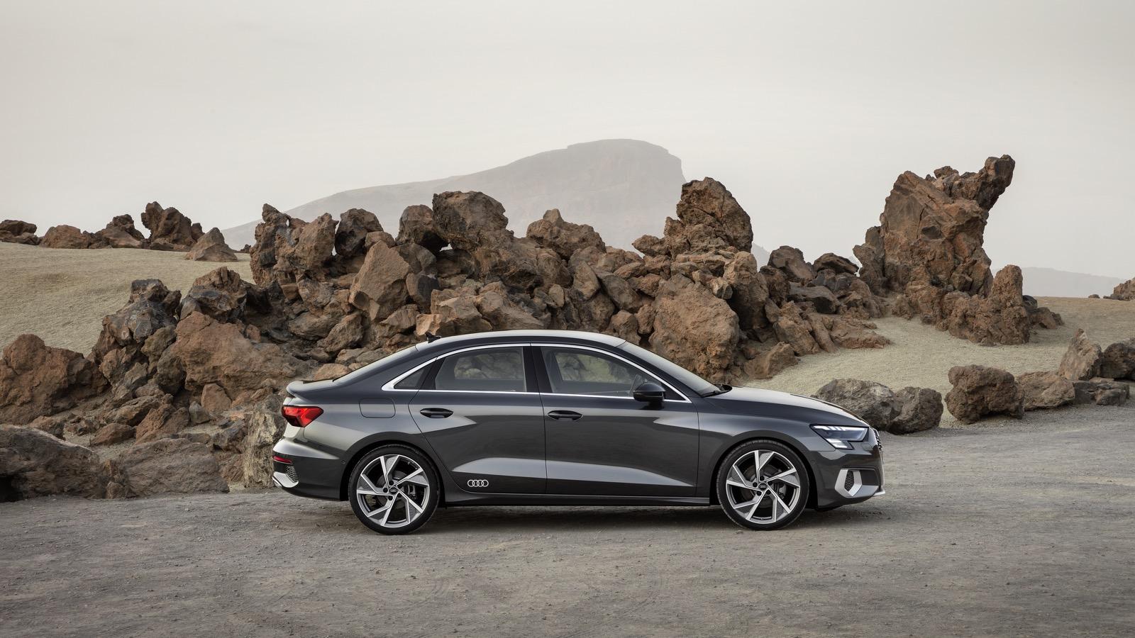 Audi A3 Sedan 11