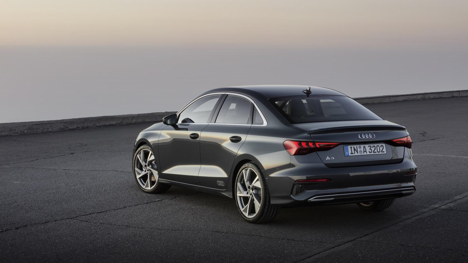 Audi A3 Sedan 8