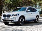 BMW iX3: se filtran las primeras imágenes del SUV eléctrico