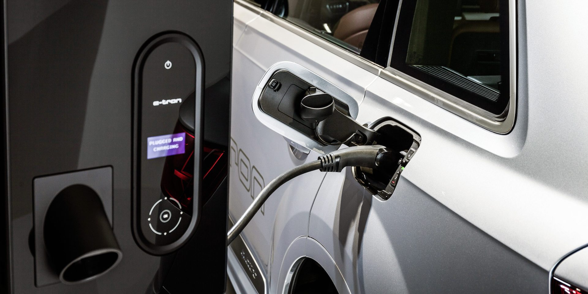 Carga Audi Etron