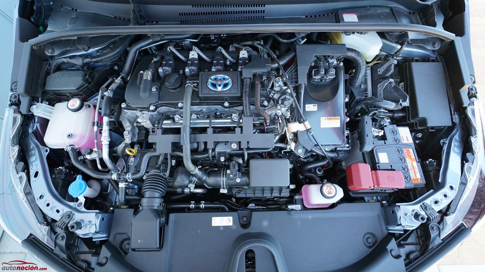 Prueba Toyota Corolla Sedan 33