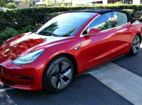 Tesla Model 3 Convertible (1)