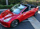 Si tienes un Tesla Model 3 o S Newport Convertible Engineering te lo convierte en un descapotable