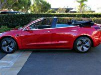 Tesla Model 3 Convertible (4)