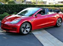 Tesla Model 3 Convertible (5)