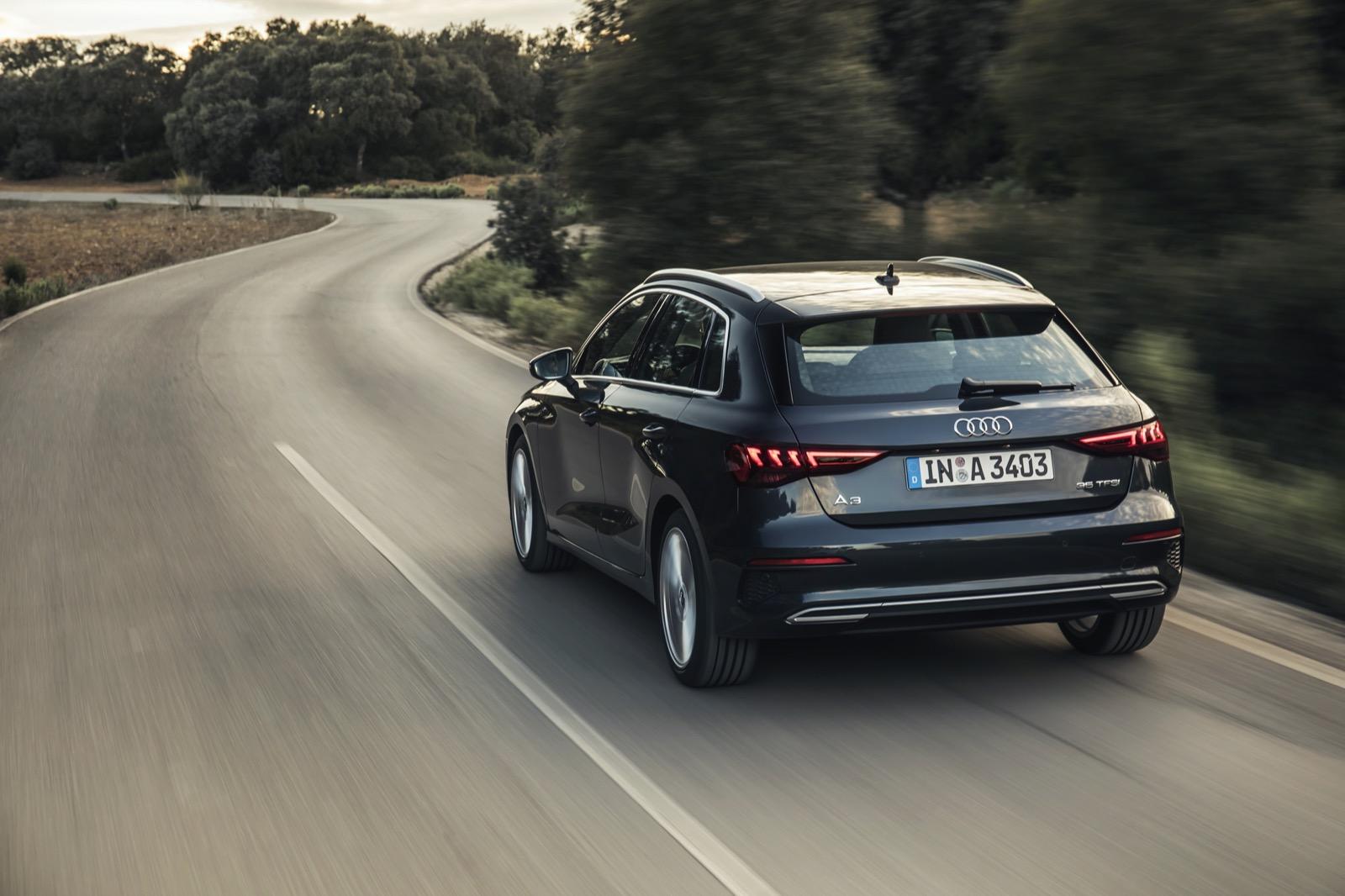 Audi A3 Mhev 9