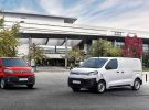 Citroën presenta su nueva furgoneta eléctrica ë-Jumpy