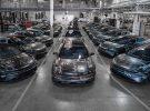 Lucid Motors no se oculta y muestra su parque de coches de pruebas