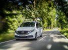 Nuevas versiones de las furgonetas de Mercedes-Benz con menos batería
