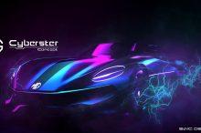 El MG Cyberster Concept es el mejor ejemplo de cómo MG debería reivindicarse