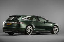 A la venta el único Tesla Model S Shooting Brake
