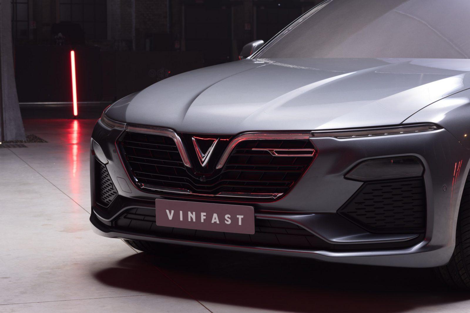 Vinfast Sedan Lux20