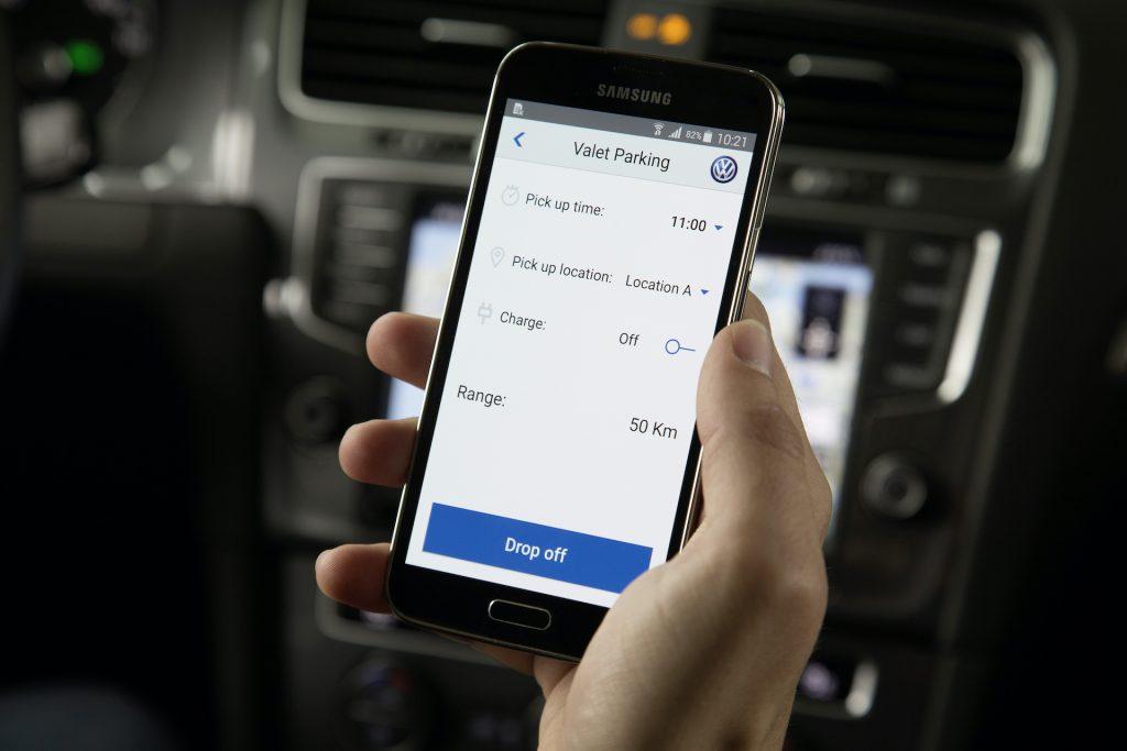 V Charge Automatisiertes Parken Und Aufladen Von E Fahrzeugen