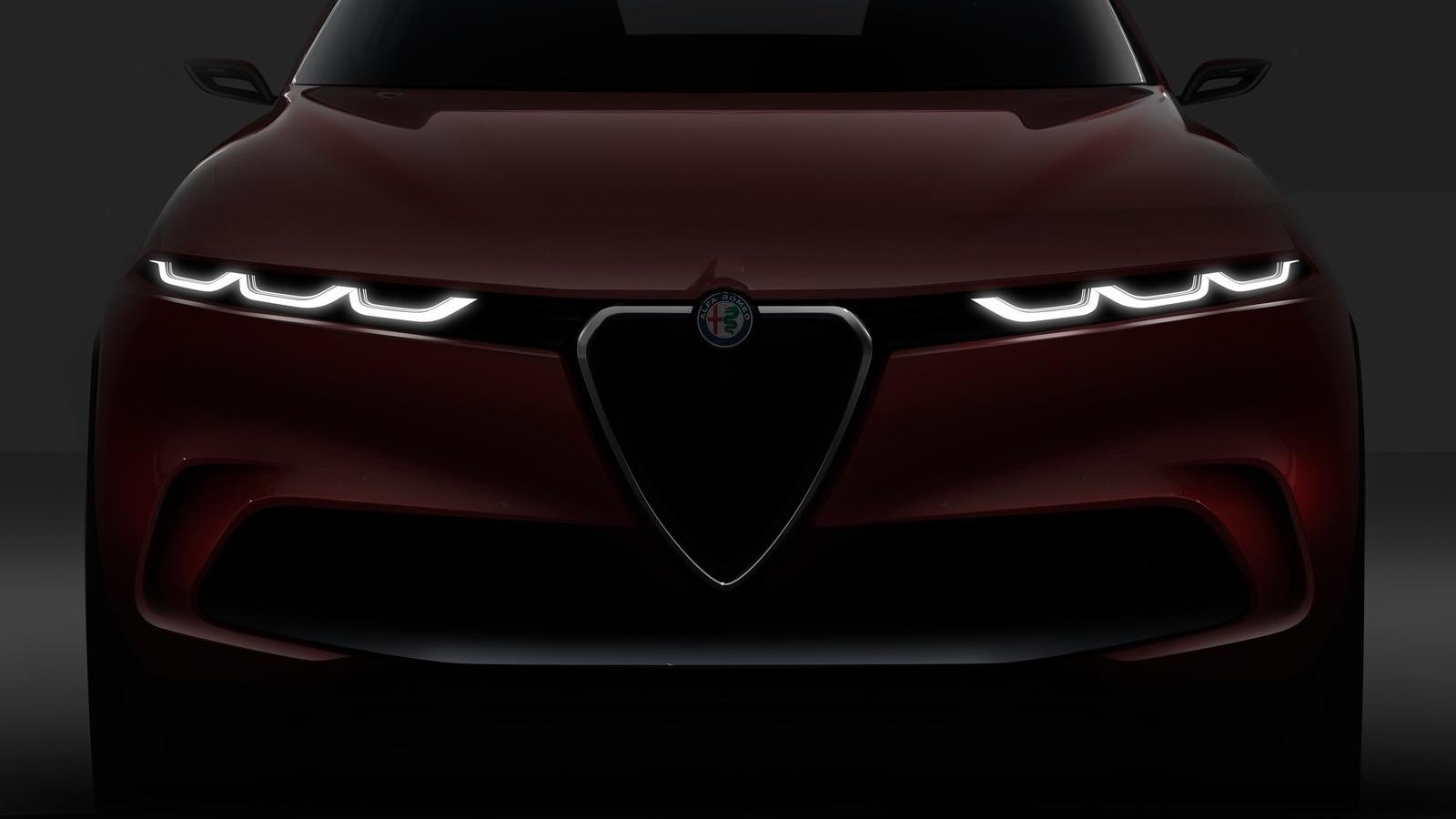Alfa Romeo Tonale Concept 2019 1600 09