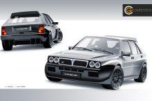 El Lancia Delta HF Integrale eléctrico podría ser la salvación de estos clásicos modernos