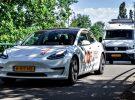 Lightyear prueba la tecnología de los paneles solares de sus coches usando Tesla Model 3