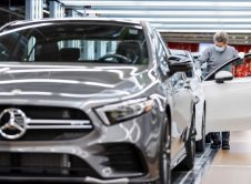 Mercedes Benz Cla Phev Production