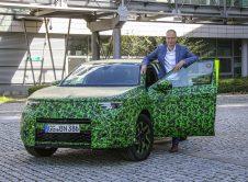 Michael Lohscheller Mit Dem Neuen Opel Mokka 511883