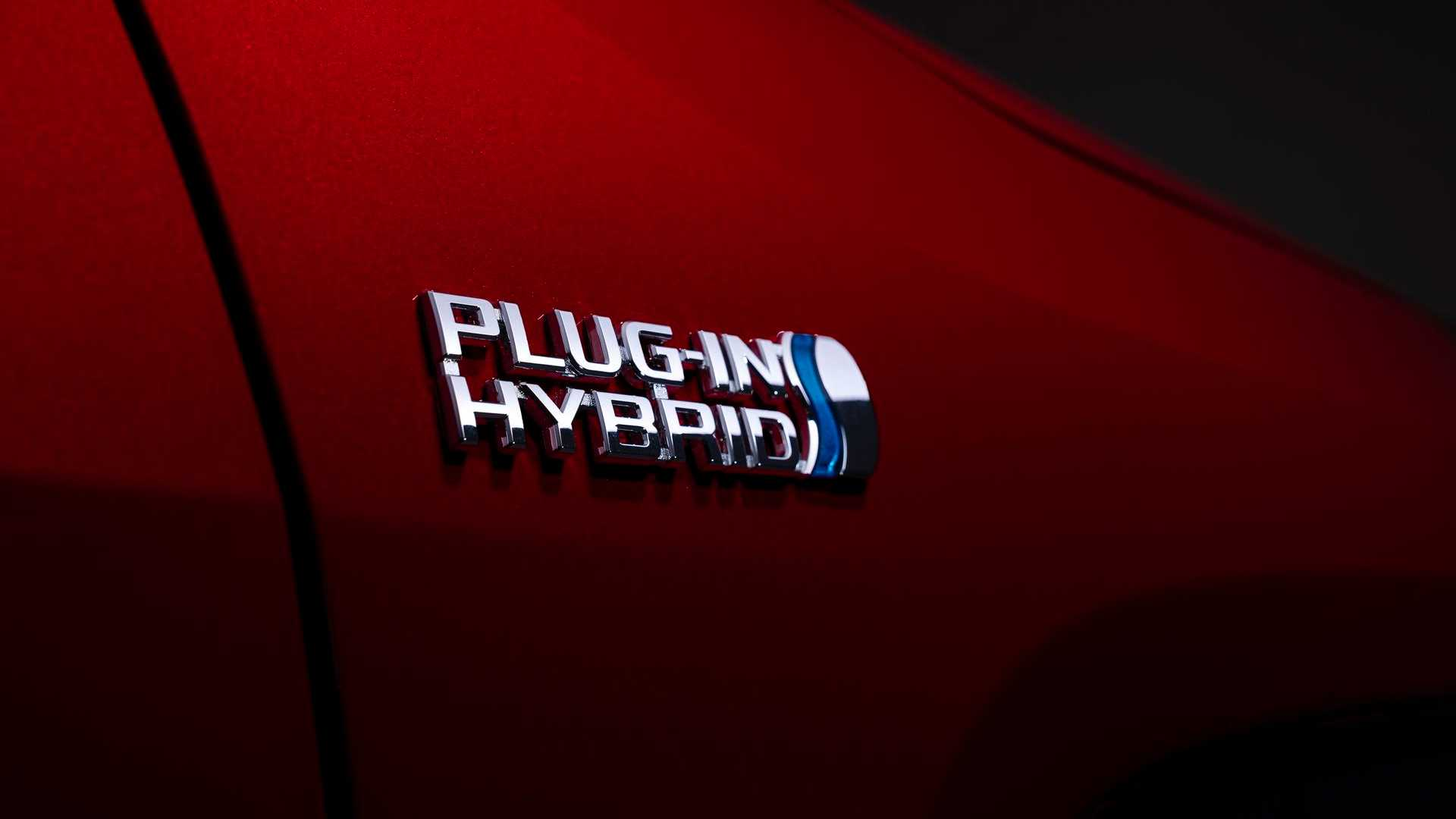 Toyota Rav4 Phev Logo