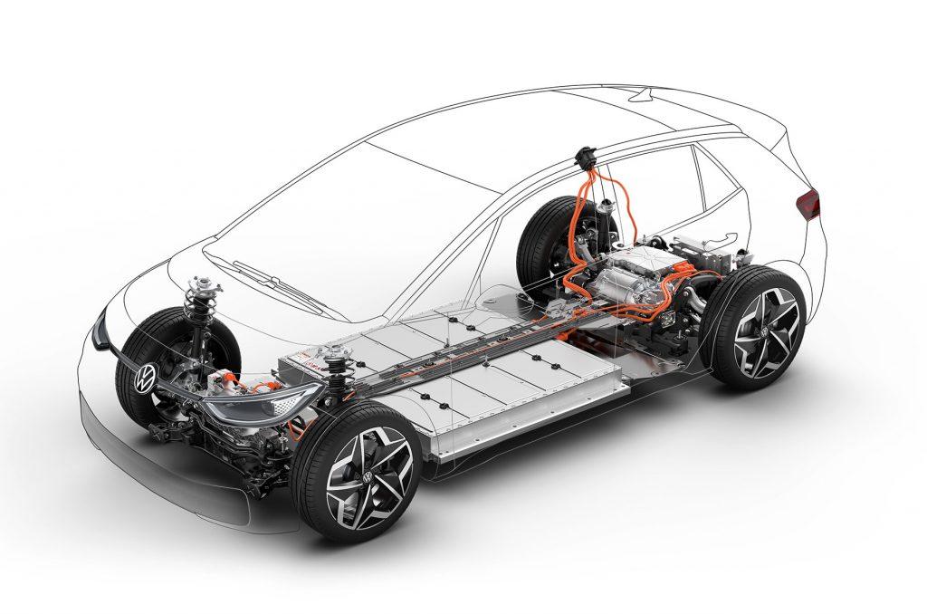 Bateria Volkswagen