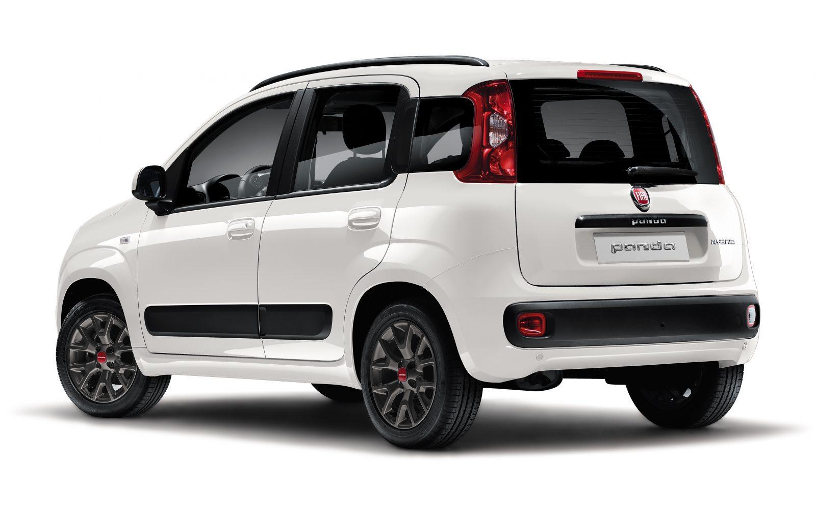 Fiat Panda Easy Hybrid (1)