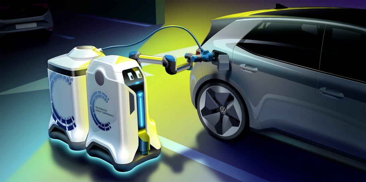 El uso del coche eléctrico hace que el mantenimiento sea más sencillo y económico