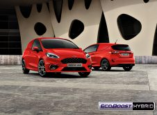 Ford Introduces Fuel Efficient Mild Hybrid Technology To Fiesta