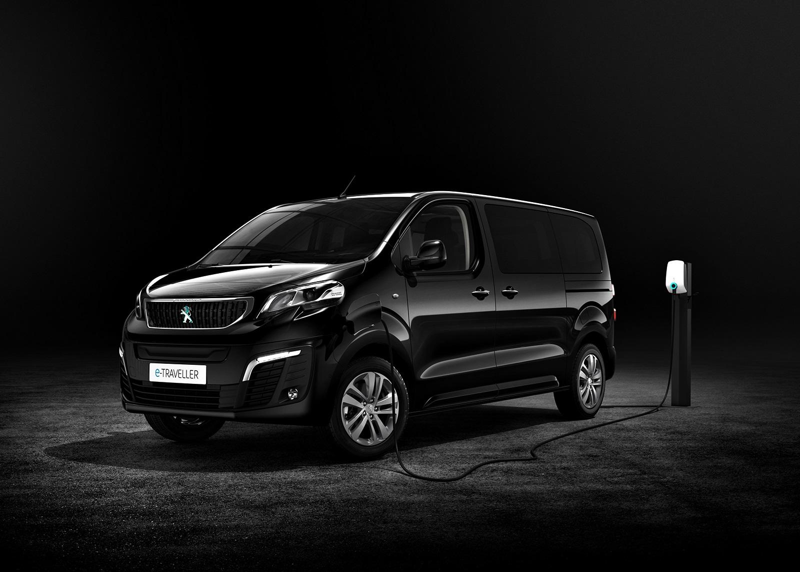 Nuevo Peugeot E Traveller (1)