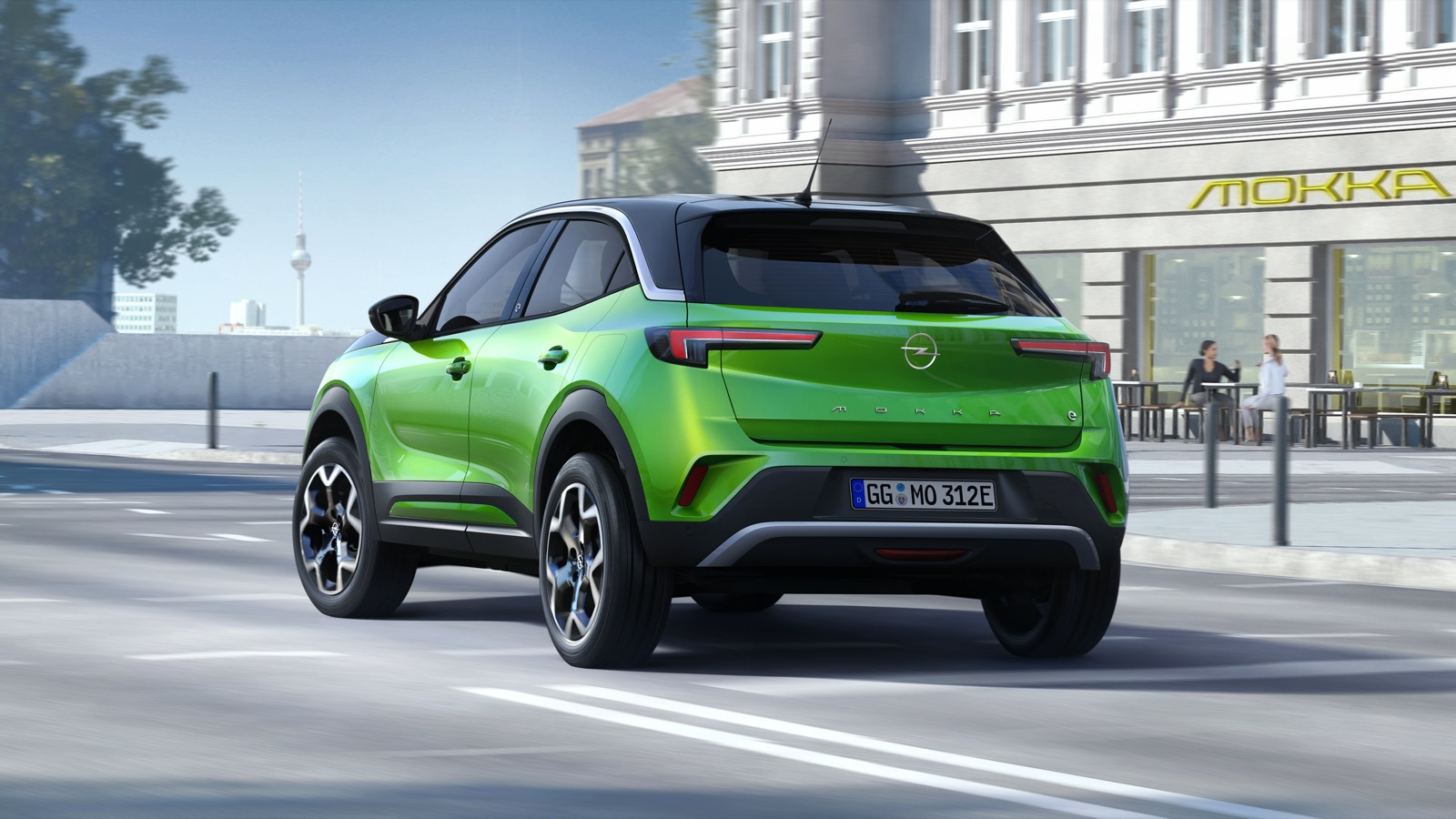 Opel Mokka E 3