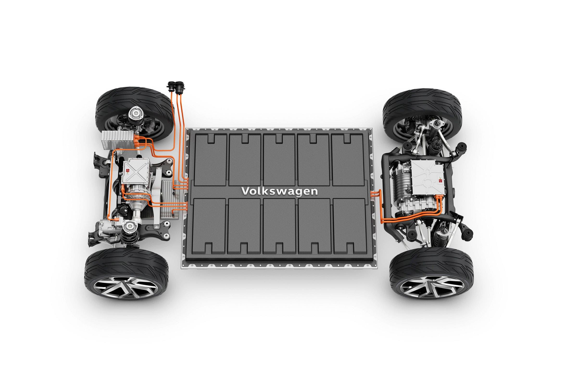 Plataforma Meb Volkswagen