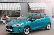 Por menos de 20.000 euros parte la gama y el precio del nuevo Ford Fiesta híbrido