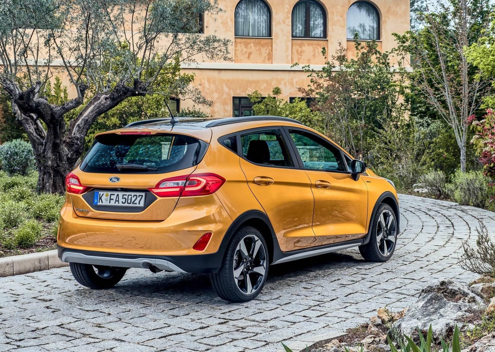 Precio Del Nuevo Ford Fiesta Híbrido (2)