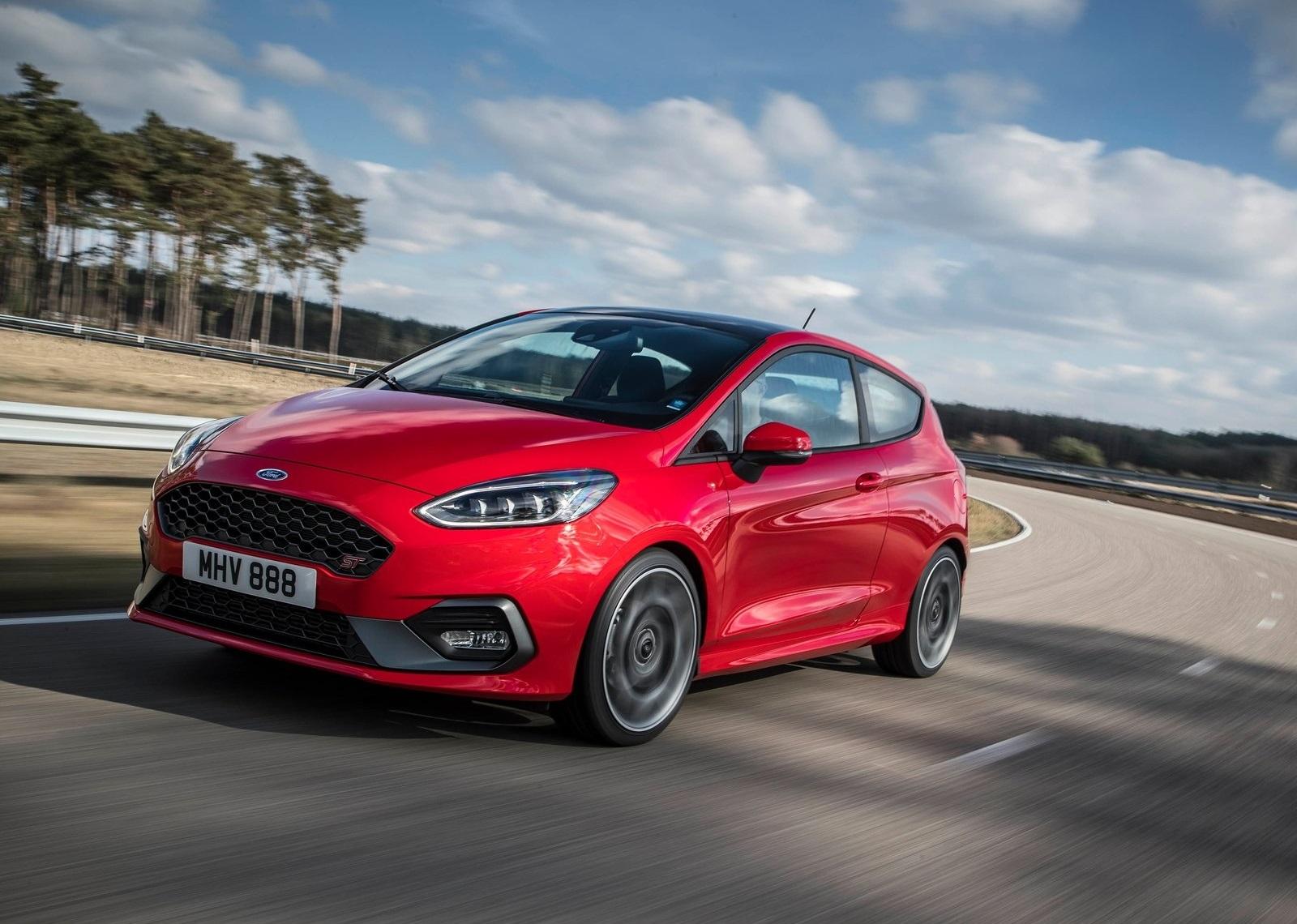 Precio Del Nuevo Ford Fiesta Híbrido (3)