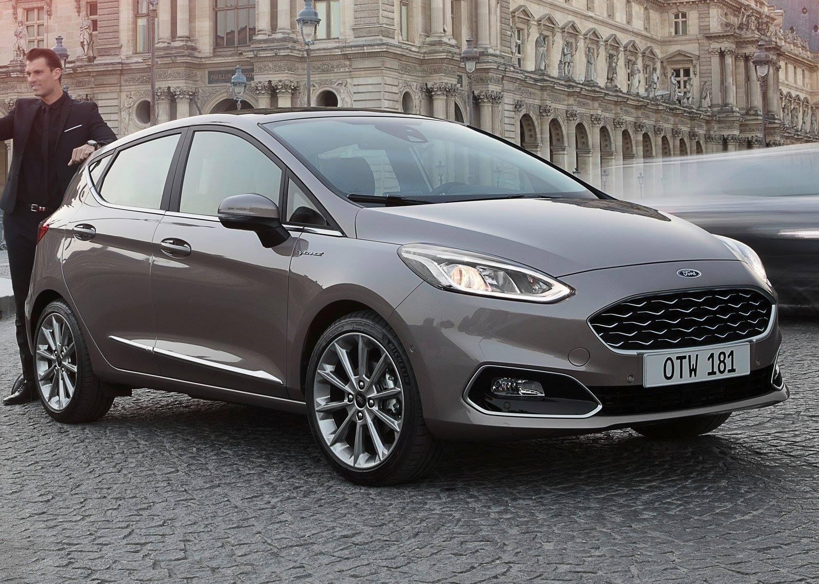 Precio Del Nuevo Ford Fiesta Híbrido (4)