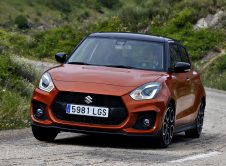 Suzuki Swift Sport Hibrido (4)