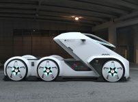 Tesla Spacetruck 2