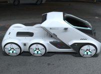 Tesla Spacetruck 4
