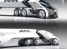 Tesla Spacetruck 9