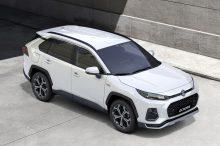 El Suzuki Across es la nueva alternativa entre los SUV híbridos enchufables de 2020