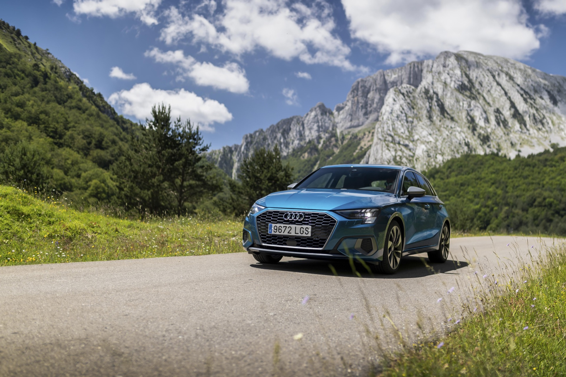 Audi A3 Sportback 35 Tfsi 9