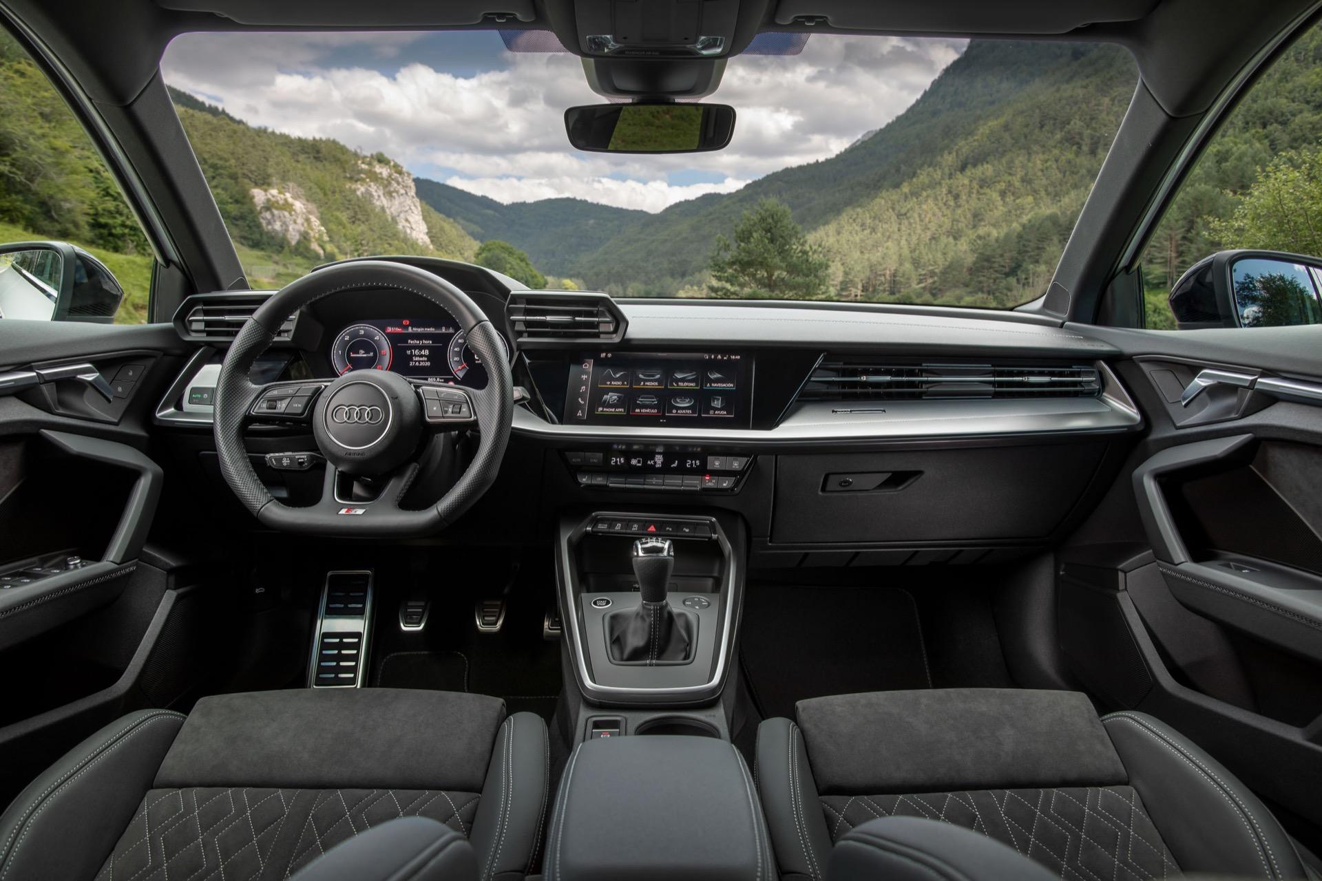 Audi A3 Sportback Interiores 1