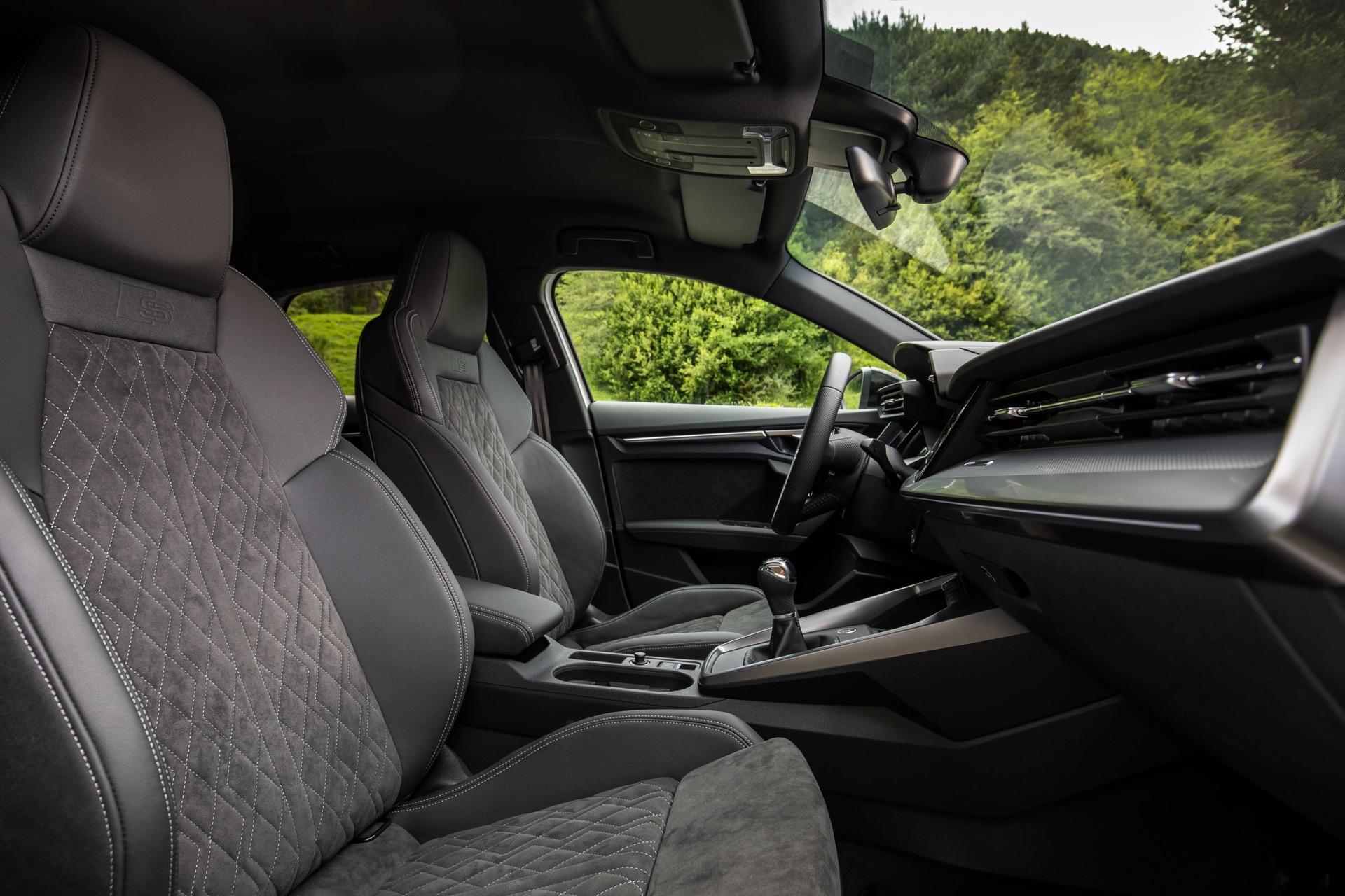 Audi A3 Sportback Interiores 2